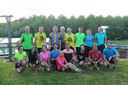 "Club de jogging ""RUNNING CLUB METTET """
